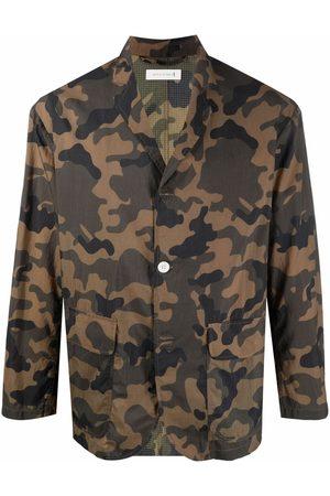MACKINTOSH Captain camouflage-print jacket