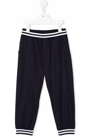 Moncler Jongens Joggingbroeken - Stripe detail track pants