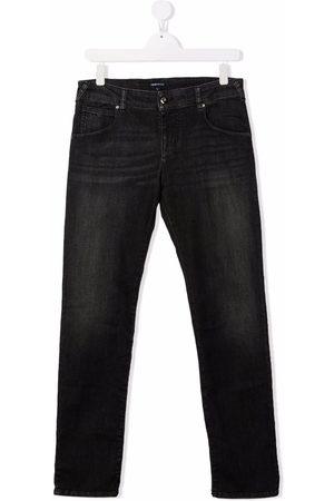 Emporio Armani Straight - TEEN straight leg jeans