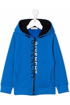 Givenchy Jongens Hoodies - Logo-print hoodie