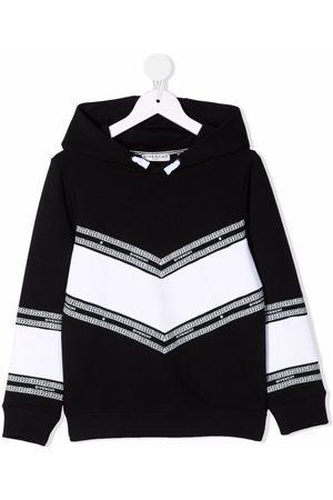 Givenchy Logo-trim hoodie
