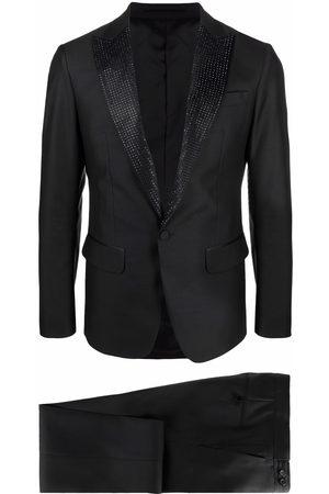 Dsquared2 Heren Pakken - Crystal-embellished single-breasted suit