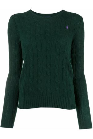 Polo Ralph Lauren Polo Pony cable-knit jumper