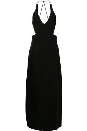 Victoria Beckham Halterneck maxi dress