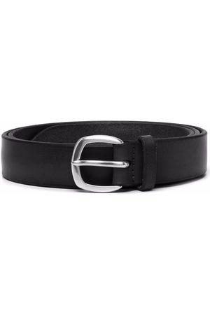 Orciani Heren Riemen - Buckle-fastening leather belt