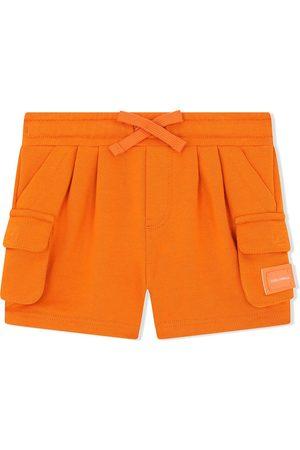 Dolce & Gabbana Shorts - Jersey cargo shorts