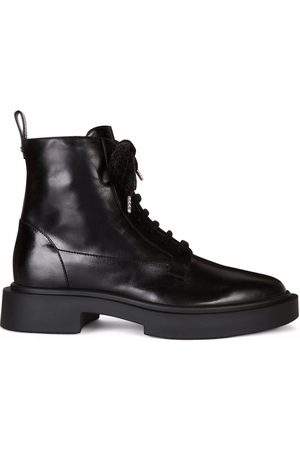 Giuseppe Zanotti Achille lace-up ankle boots