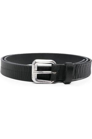 Dsquared2 Heren Riemen - Textured-leather belt