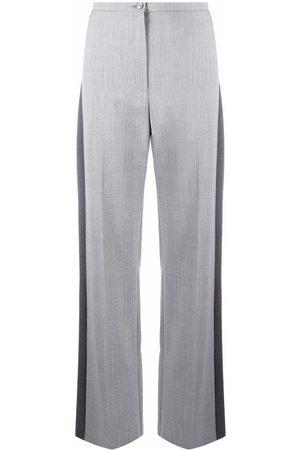 Patrizia Pepe Side-stripe suit trousers