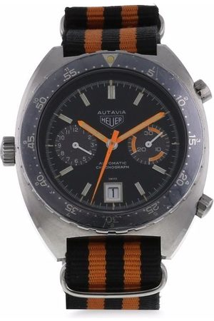 TAG HEUER PRE-OWNED 1970 pre-owned Autavia 40mm