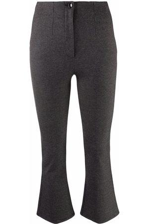 Patrizia Pepe Dames Culottes - Cropped flared trousers