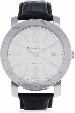 Bvlgari 2014 pre-owned automatic 42mm