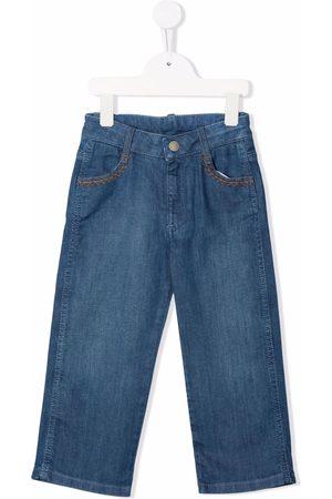 Chloé Straight-leg denim jeans