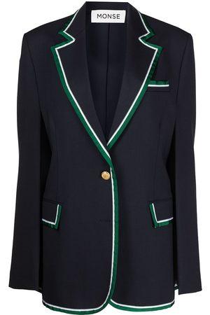 MONSE Prep School cape blazer
