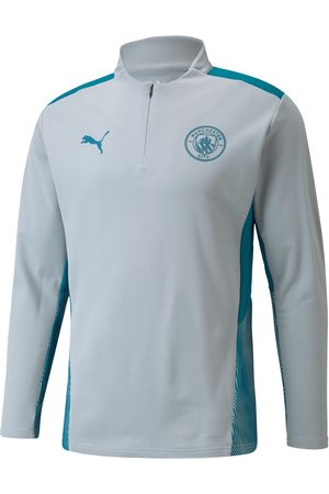 Puma Heren Sweaters - Manchester city fc trainings top 2021-2022 quarry