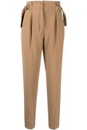 Pinko Cropped tapered trousers