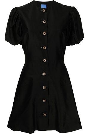 Macgraw Sorbet silk mini dress
