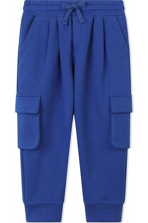 Dolce & Gabbana Cargo-pocket track pants