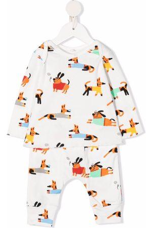 Stella McCartney T-shirts - Baby Doggies T-shirt and leggings set