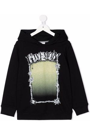 Givenchy Logo-print hoodie