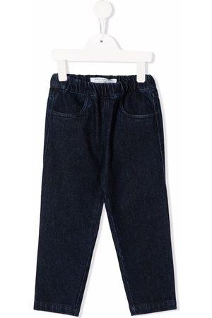 PHILOSOPHY DI LORENZO SERAFINI High-rise straight leg jeans