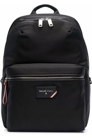 Bally Logo-patch backpack