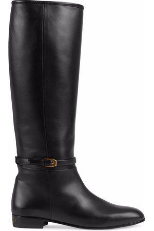 Gucci Dames Hoge laarzen - Knee-high leather boots