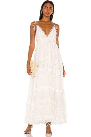 ROCOCO SAND Cia Maxi Dress in