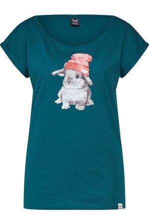 Iriedaily Dames T-shirts - Shirt 'It Hasi