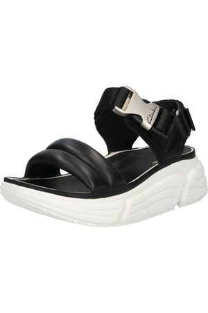 Clarks Dames Sleehakken - Sandaal