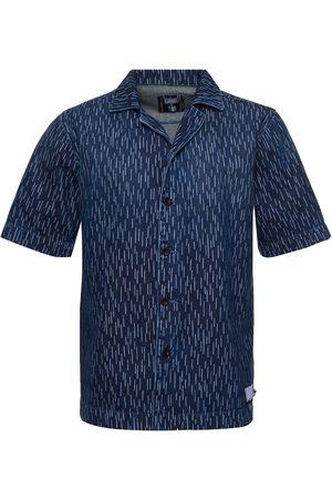 Superdry Heren Overhemden - Overhemd 'Energy Varsity