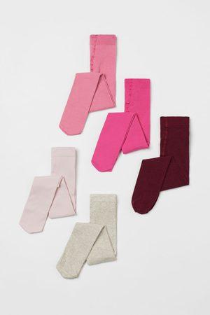 H & M Set van 5 kousenbroeken