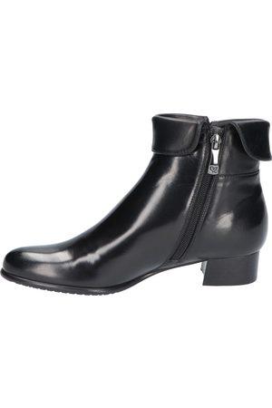 Everybody Dames Enkellaarzen - 49146 Glove Nero Enkellaarzen