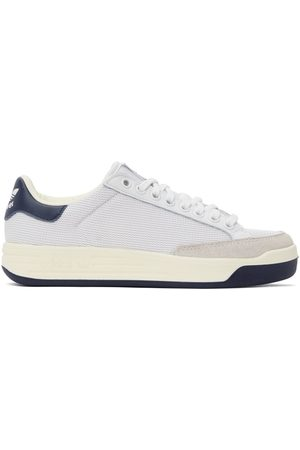 adidas Heren Sneakers - White Rod Laver Sneakers