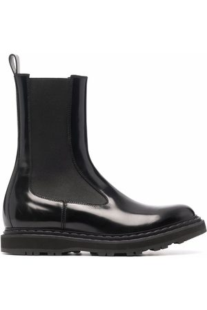 Officine creative Lydona high-shine leather ankle boots
