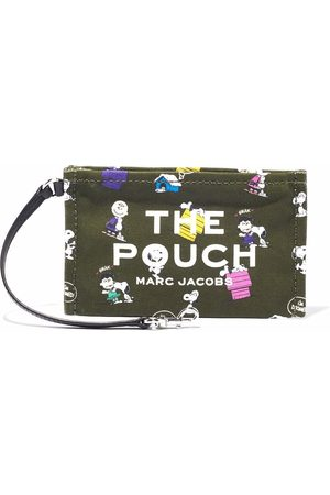 Marc Jacobs X Peanuts The Pouch make up bag