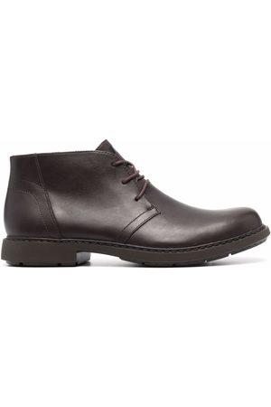 Camper Heren Enkellaarzen - Neuman leather ankle boots