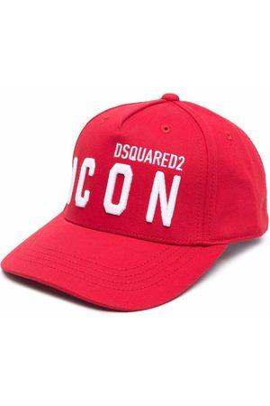 Dsquared2 Jongens Petten - Logo embroidered cap