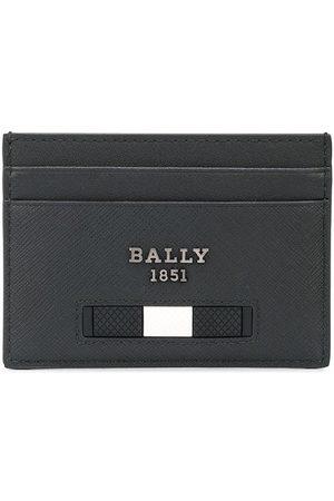 Bally Bhar leather card holder