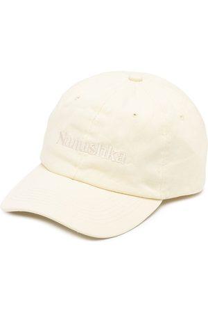 Nanushka Heren Petten - Logo embroidered cap