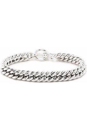 Tilly Sveaas Curb chain bracelet