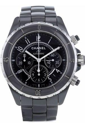 CHANEL Heren Horloges - 2008 pre-owned J12 Chronograph 41mm