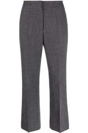 Jil Sander Dames Culottes - Flared cropped trousers