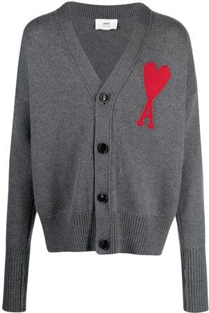 Ami Cardigans - Ami de Coeur V-neck cardigan