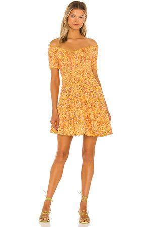 POUPETTE ST BARTH Soledad Mini Dress in