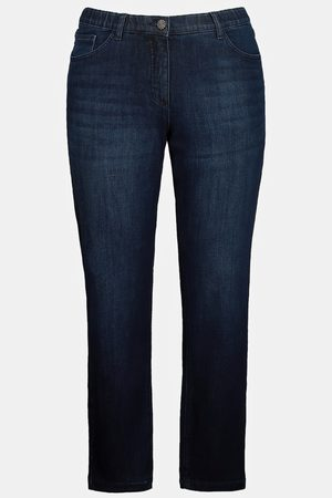 Ulla Popken Grote Maten Boyfriend Jeans, Dames