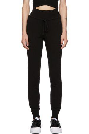 LIVE THE PROCESS Dames Lange broeken - Black Ellipse Sport Pants