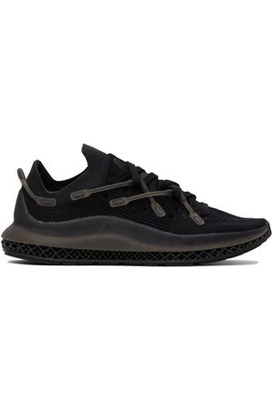 adidas Heren Sneakers - Black 4D Fusio Sneakers