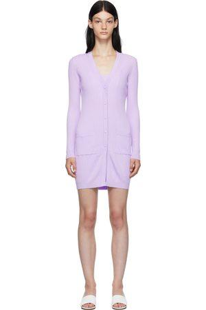 LIVE THE PROCESS Dames Rokken & Jurken - Purple Stella Sport Dress