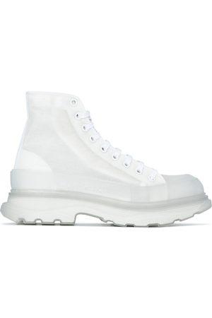 Alexander McQueen Heren Enkellaarzen - Tread Slick ankle boots
